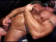 In this free gay sex video, these two men get naked and enjoy fucking each others asses.