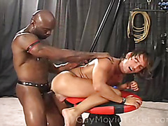 Jeff Palmer and his two friends suck and fuck hardcore in this free gay porn movie.