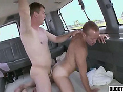 straight muscular hunk fucks gay stud in ass