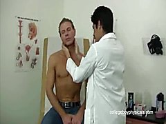 Cute guy naked doctor visit
