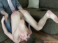 Lords savage bdsm butt spanking