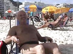 Old dudes love black cock