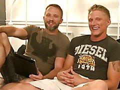 Flip fuck - Dirk Caber and Phillip Aubrey