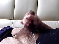 Edging before cumming six times