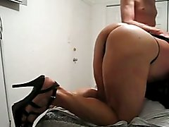 Smooth Ass Sissy gets what he Needs !