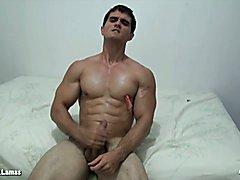 Latino Nipple Play to Load Off