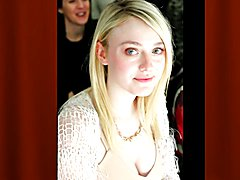 Dakota Fanning Cum Tribute 7, Birthday Girl HD