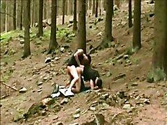 Czech Boys Fuck in the Woods