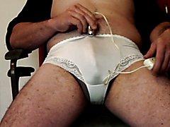 egg vibrator and panties