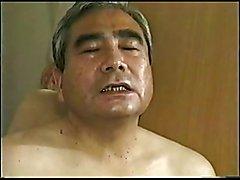 Japanese old man  scene 14