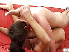 Twinks getting plunged by gigantic dicks