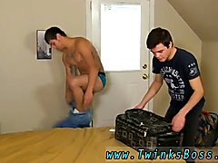 Gay teen porn movies for free Dustin Fitch and Julian Smiles have a cheap boss, which