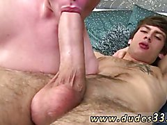 Standing anal fucking movie photo gay first time ZADEN TATE FUCKS TORY CLIFTON