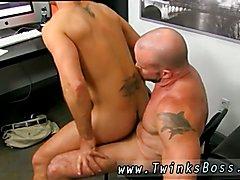 Gay silk sex photographs Horny Office Butt Banging