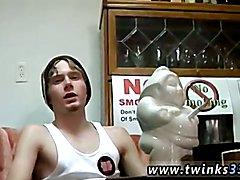 Tit  gay male twinks Straight Boys Smoking Contest!
