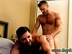 Gay sexy big cock anal wallpapers Dominic gives him a truly kinky ramming