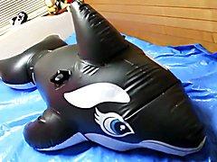 Inflation orca suit (Japan)