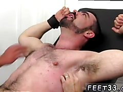 Gay college football jock sex Dolan Wolf Jerked & Tickled