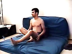 Young Amateur Pace Jerks Off  scene 2