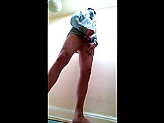 IvoryFemboiTrap - Pantyhose Cum