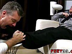 Anal gay sex lads beautiful movie full length Scott Has A New Foot Slave