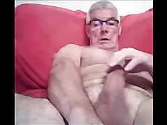 hot grandpa stroke