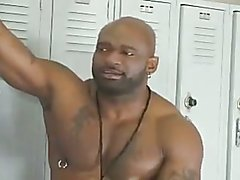 Orgy Interracial in the Locker Room