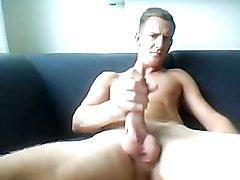 Netherlands,Hot Man With Big Cock,Big Balls & Big Ass On Cam