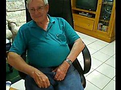 grandpa cum on cam  scene 123
