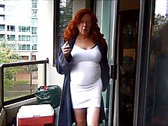 Naughty Gigi says redheads are hot