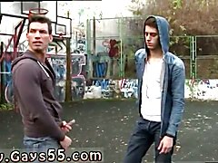 Video young gay in outdoor bdsm Anal Sex After A Basketball Game!