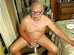 grandpa cum on cam  scene 149
