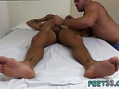 Guys in chains ass gay sex Johnny Hazard Worshiped & Jerked In His Sleep