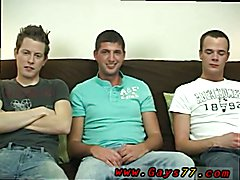 Hot sex boy japan and gay men fucks themselves sex videos The trio boys that I brought in