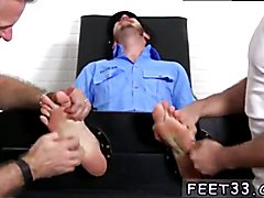 Sexy gay pakistani porn movies Officer Christian Wilde Tickled
