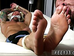 Dildo fucking gay porn movies and daddy male feet Dolf's Foot Sex Captive