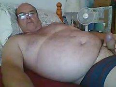 grandpa cum on cam  scene 182