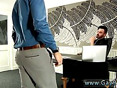 Having gay sex with my old teacher He's called the stud in to confront him about the
