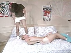 super hot vintage cumshot