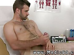 Gay medical dr exam with sounding I had Perry sit on the exam table and commenced the