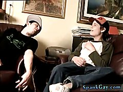 Male spanking diaper position gay snapchat there's a history of competitive bum slapping