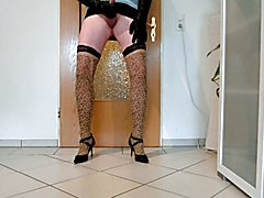 crossdressing  scene 3