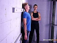 Russian Euro Twink BDSM Torture Gay Bondage Whipping Uncut