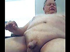 grandpa cum on cam  scene 245
