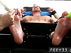 Gay hairy legs sex tubes Chance Cruise Tickle d