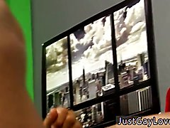 Gay tiny dick gallery Ryker and Andrew know how to have some collective cock tugging joy