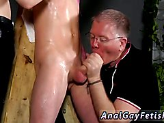 Teen black male gay first time Inexperienced Boy Gets Owned