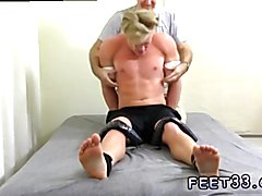 Men jerking to young gay porn 6'3 Hunk Seamus Tickled