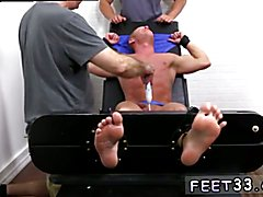 Free movies hot guys feet and skater boy tied up toes sucked gay Johnny Gets Tickled Naked