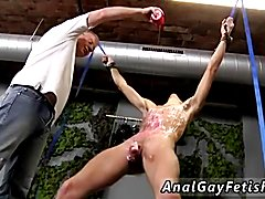 Straight men fisting and bondage gay first time You wouldn't be able to turn down that